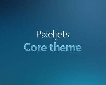 Core Drupal theme